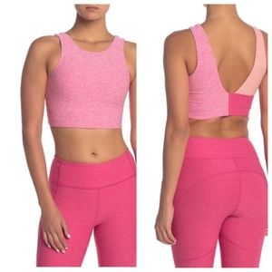 NWT Outdoor Voices Seamless Crop Top